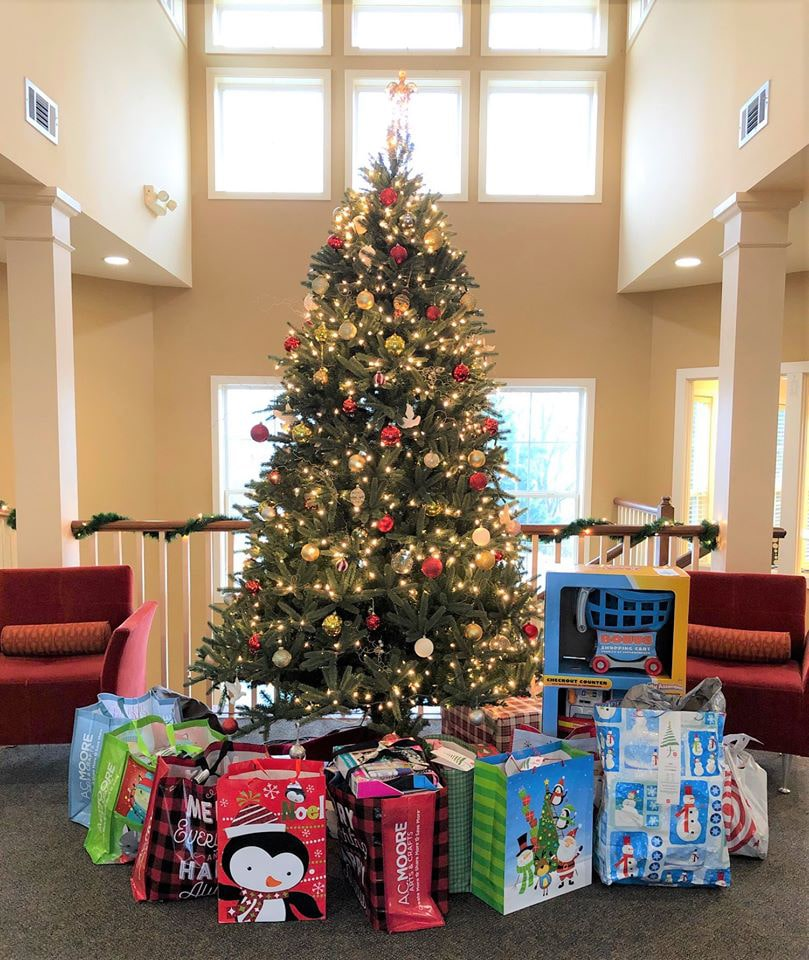 Salvation Army Angel Tree Gives Residents an Opportunity to Give Back