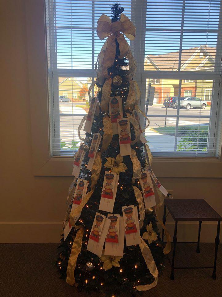 Holiday Season Brings Salvation Army Angel Tree to Windigrove Apartments