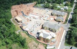 The Vue Apartments in Crozet