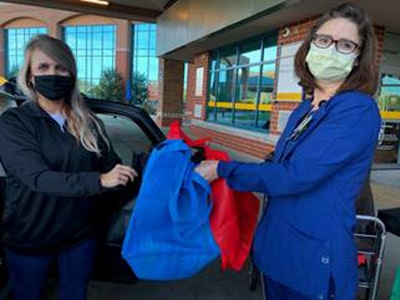 PPMC Employees Create Chemo Care Packages
